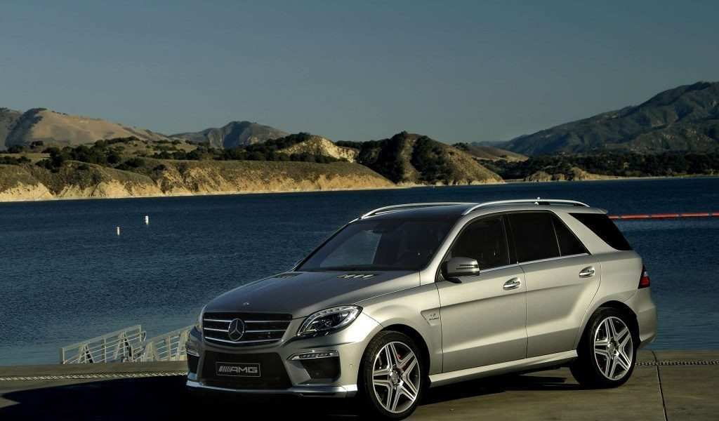 41 New 2019 Mercedes ML Class 400 Wallpaper