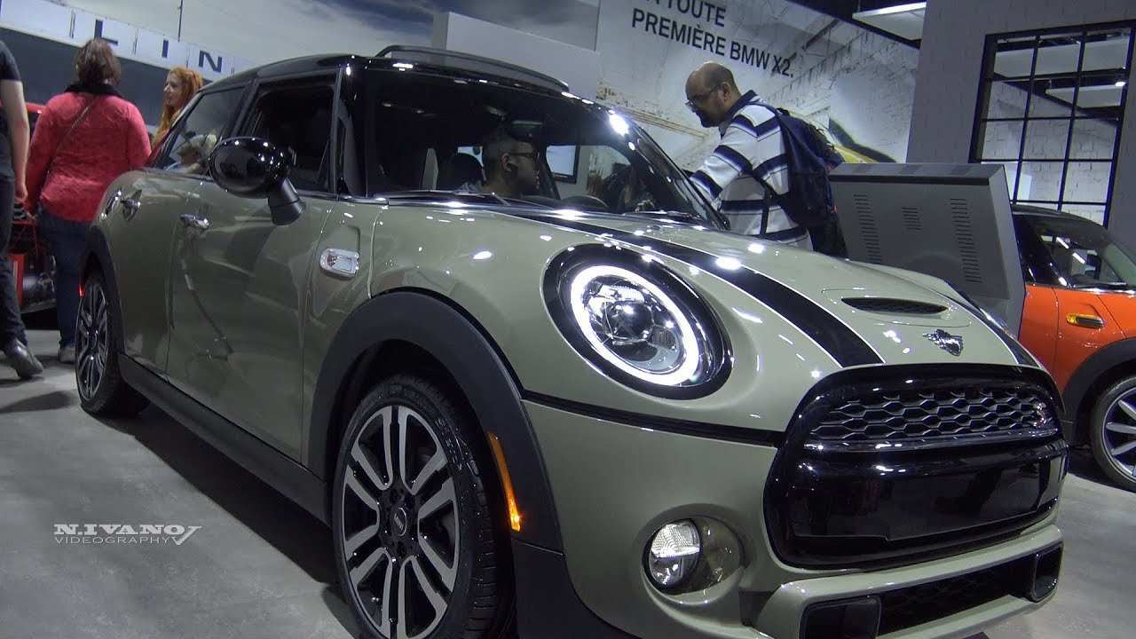 41 New 2019 Mini Cooper Clubman Concept And Review