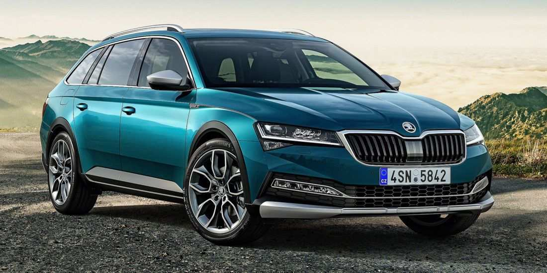 41 New 2019 New Skoda Superb Prices