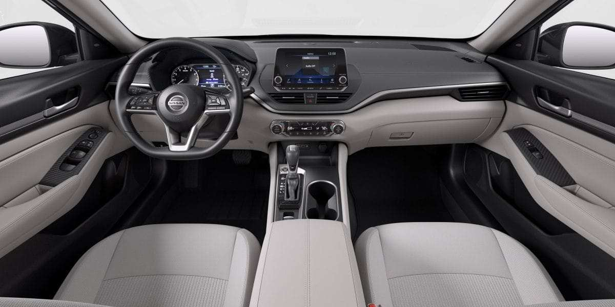 41 New 2019 Nissan Altima Interior Wallpaper