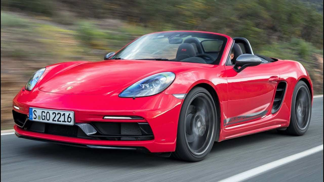 41 New 2019 Porsche Boxster S Model