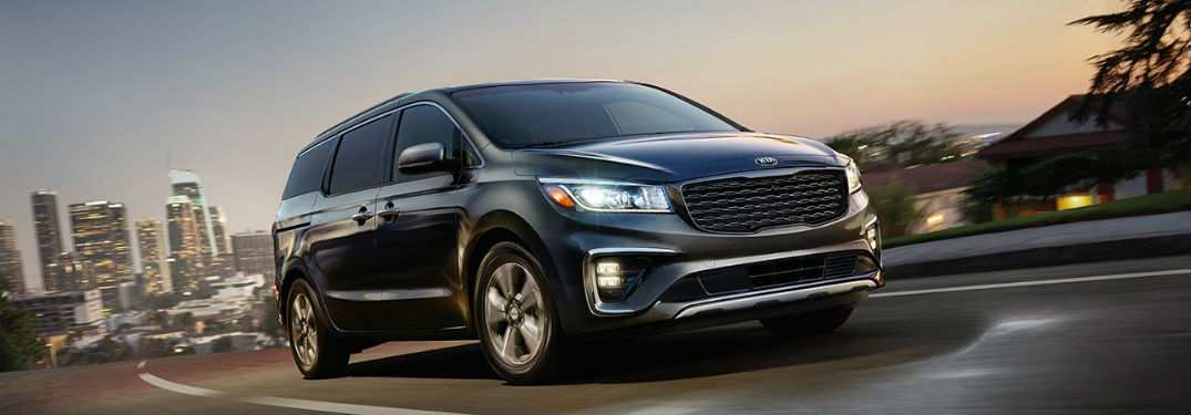 41 New 2019 The All Kia Sedona Photos