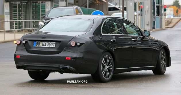 41 New 2019 The Spy Shots Mercedes E Class Price