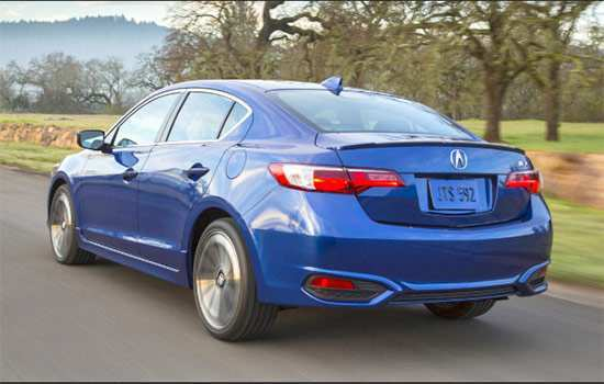 41 New 2020 Acura ILX First Drive