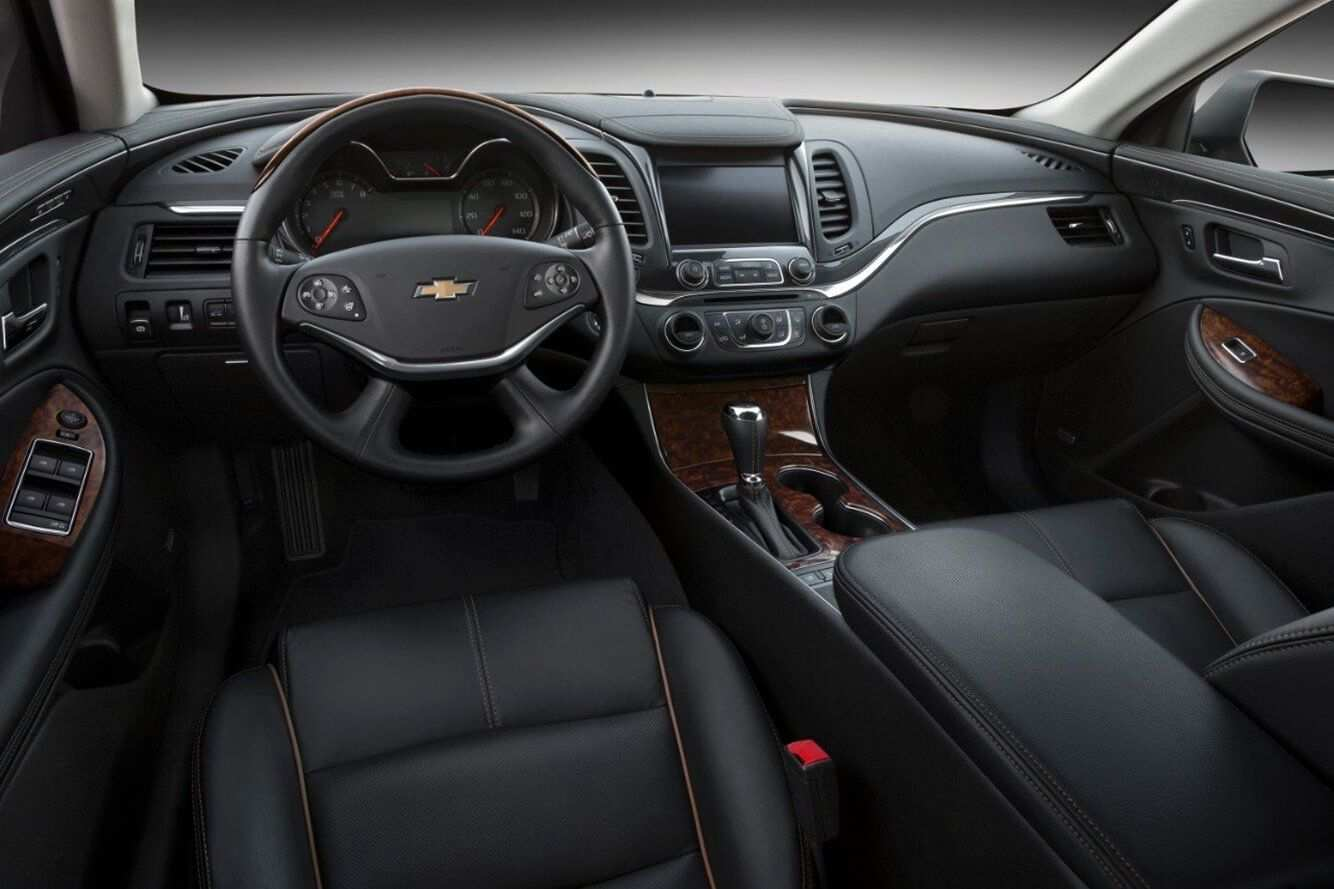 41 New 2020 Chevy Impala SS Redesign And Review