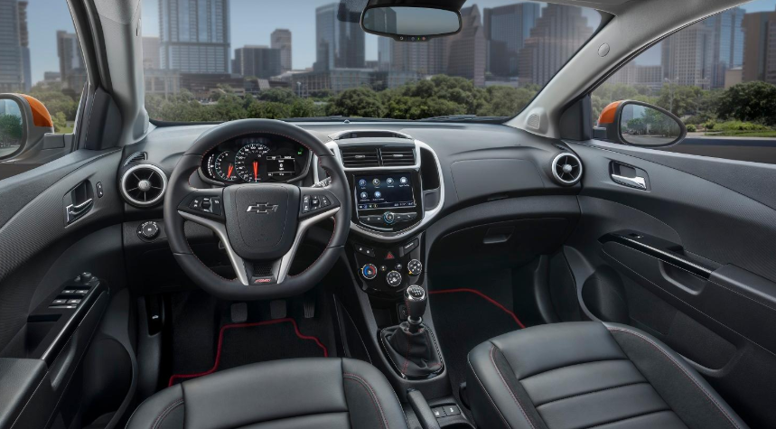 41 New 2020 Chevy Sonic Price And Review
