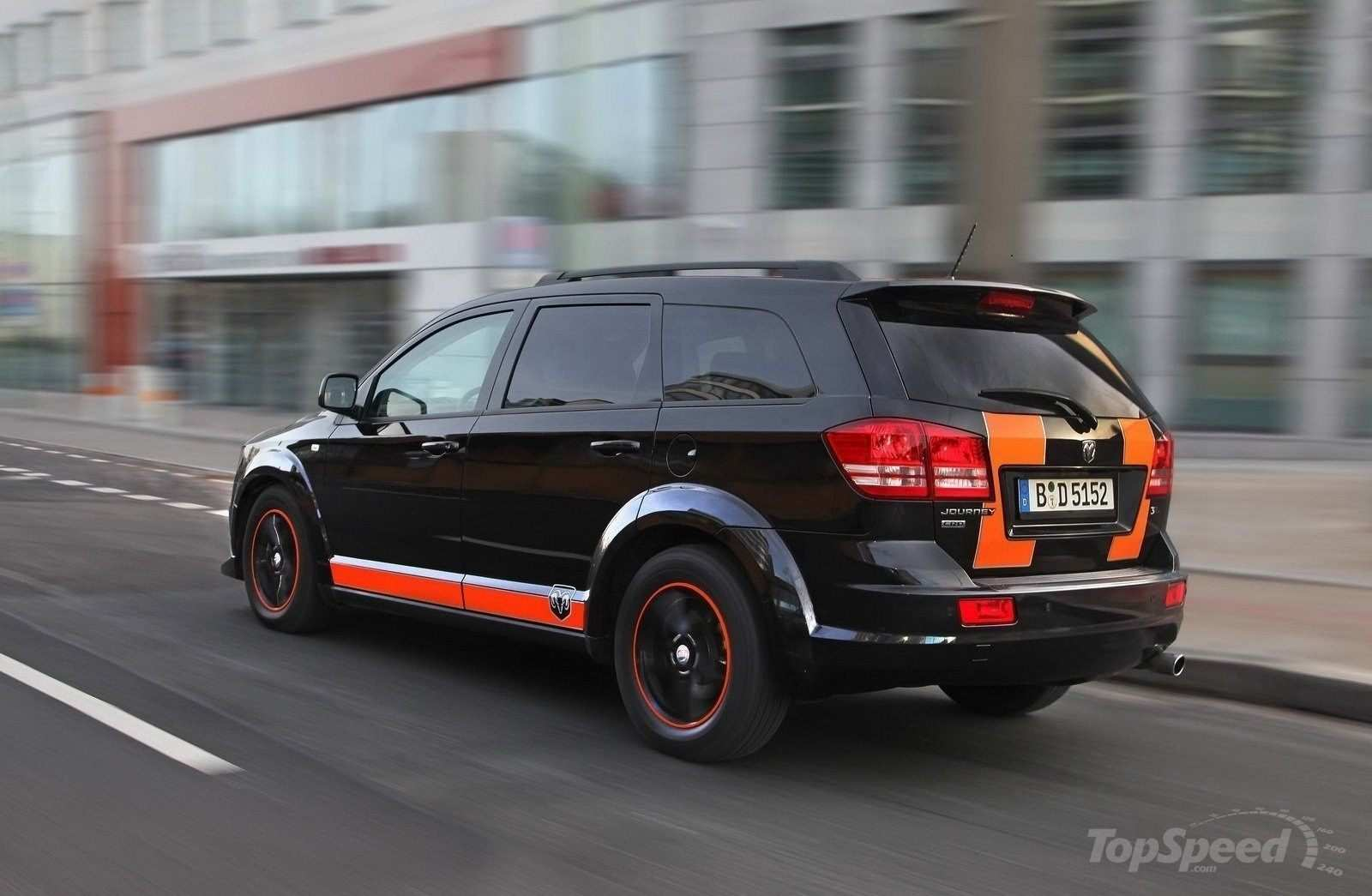 41 New 2020 Dodge Journey Srt Model