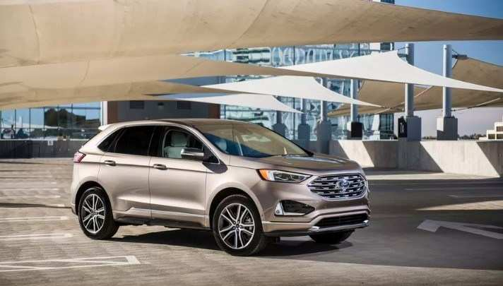 41 New 2020 Ford Edge New Design Configurations