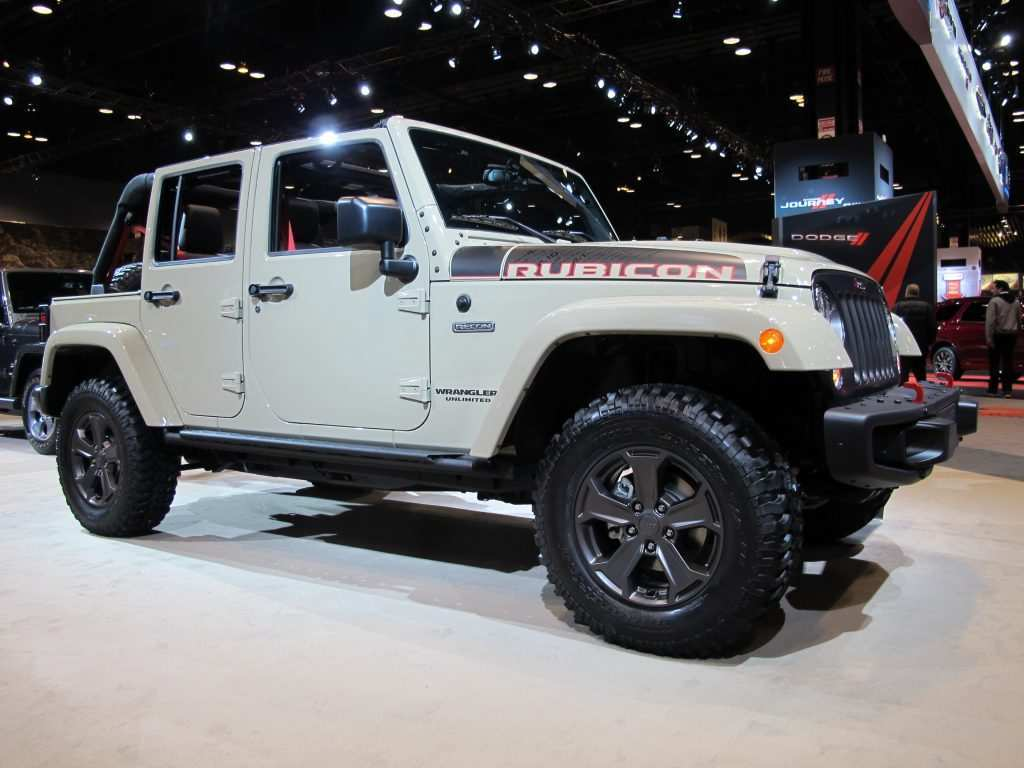 41 New 2020 Jeep Wrangler Unlimited Redesign And Review