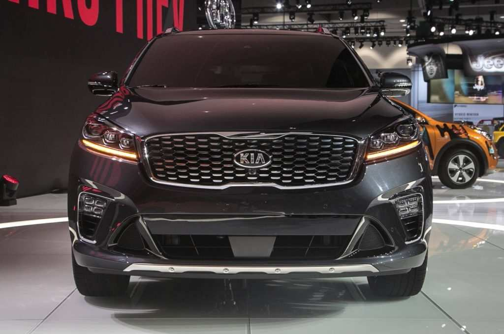 41 New 2020 Kia Carnival Redesign And Concept