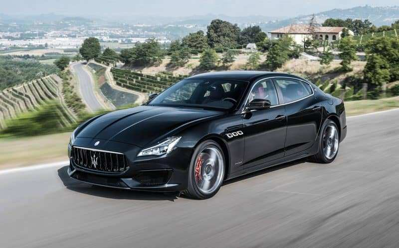 41 New 2020 Maserati Quattroportes Engine