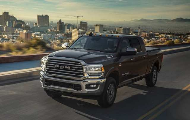 41 New 2020 Ram 2500 Diesel Price