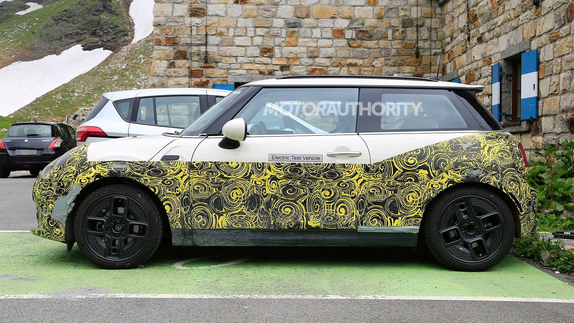 41 New 2020 Spy Shots Mini Countryman First Drive