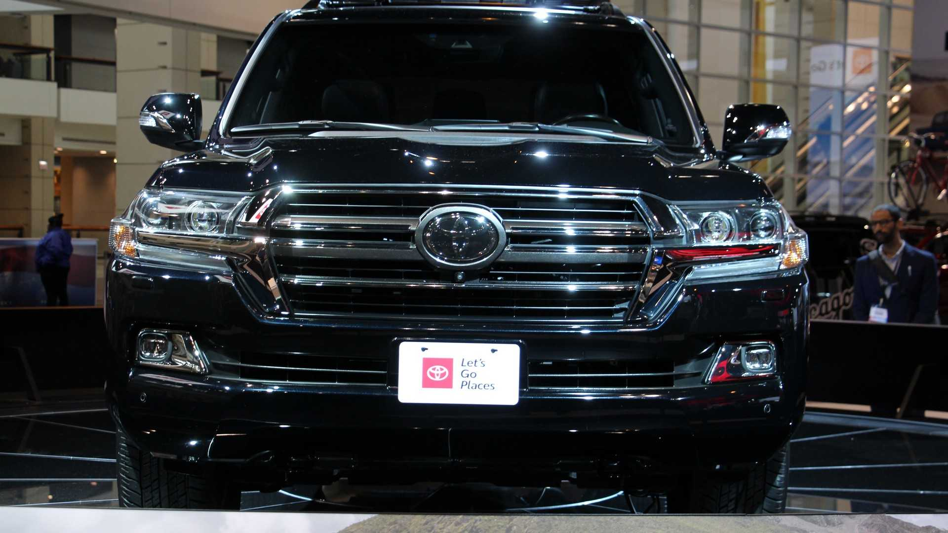 41 New 2020 Toyota Land Cruiser Exterior