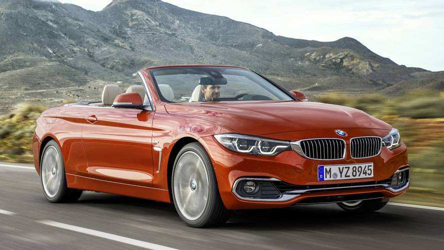 41 New BMW Convertible 2020 Release