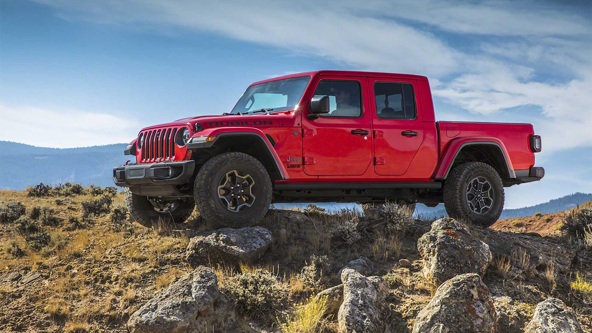 41 New Jeep Truck 2020 Engine