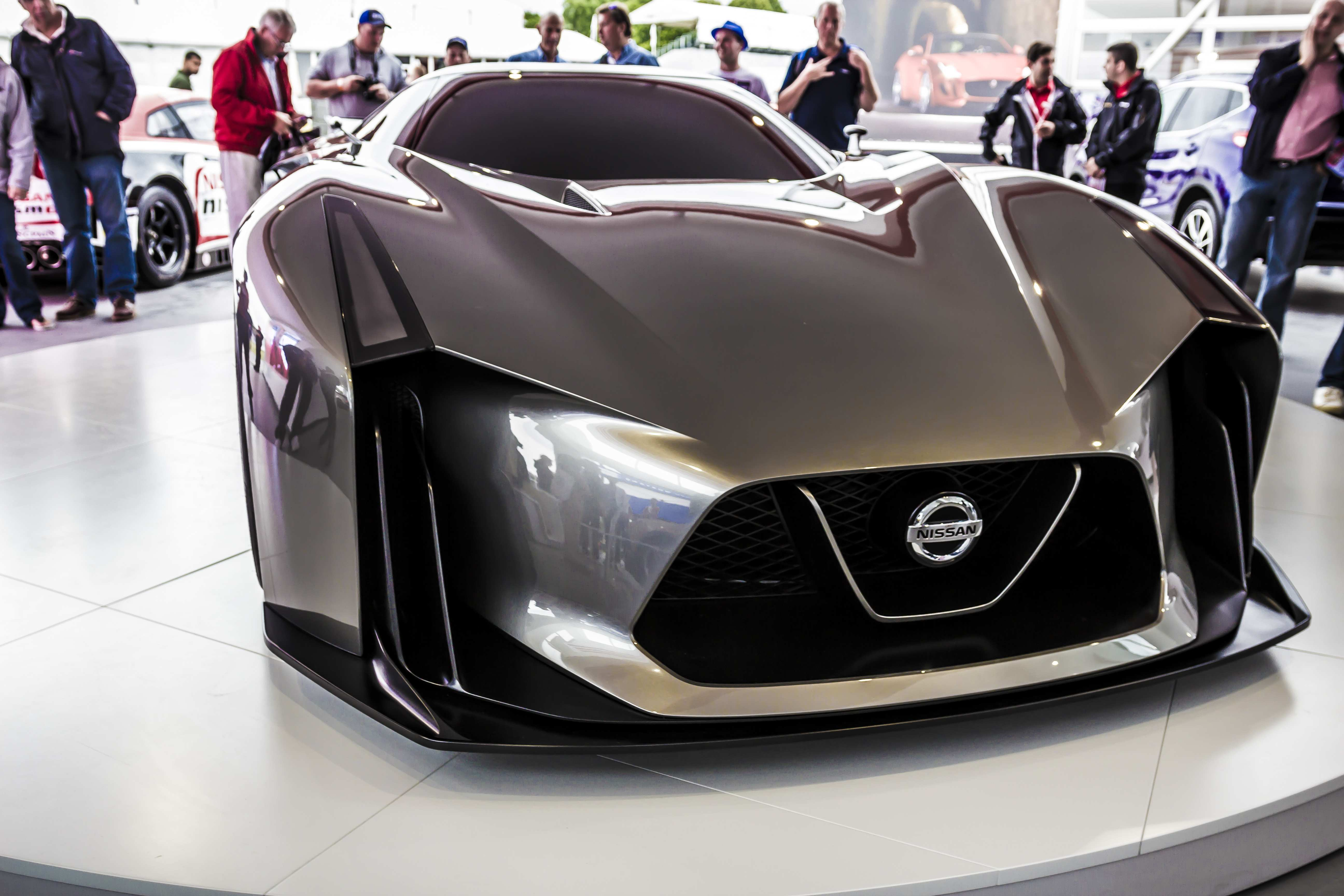 41 New Nissan Concept 2020 Top Speed Interior