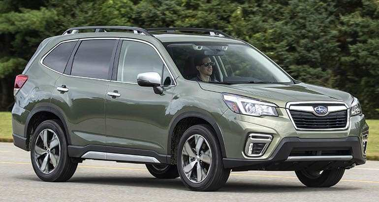 41 New Subaru Forester 2019 Gas Mileage Performance