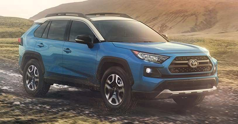 41 New Toyota 2019 New Images