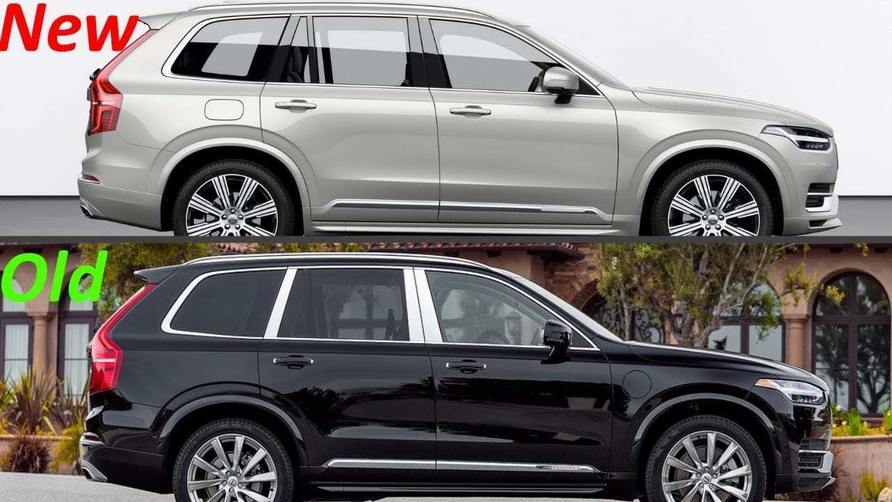 41 New Volvo Xc90 2020 Youtube Spy Shoot