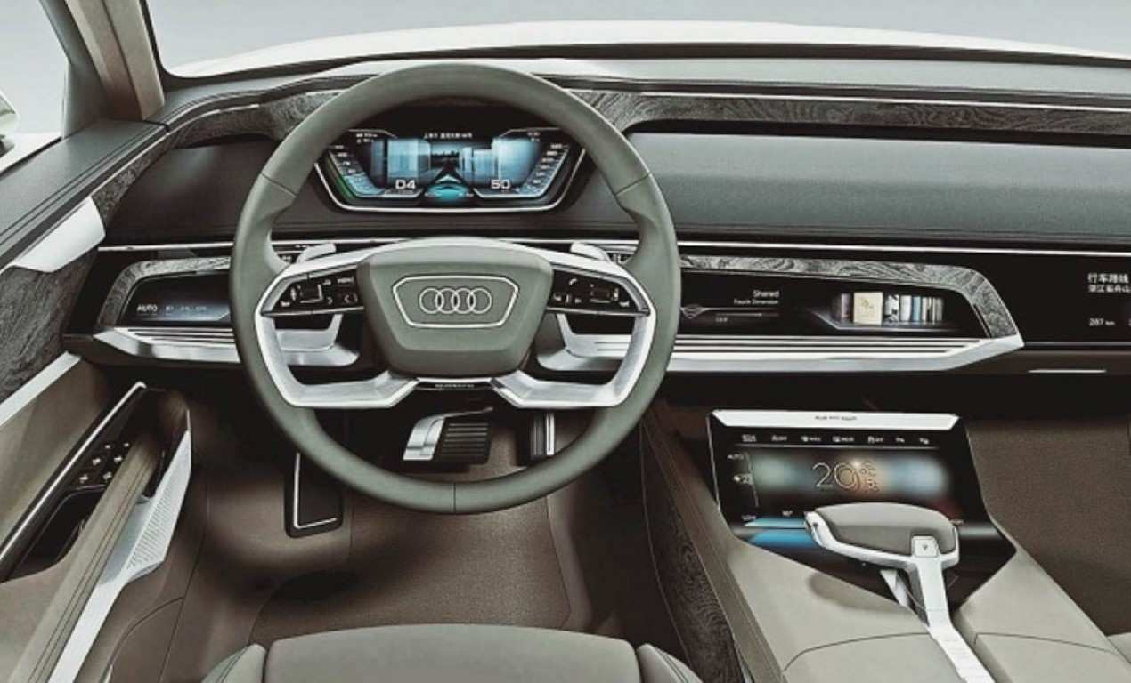 41 The 2019 Audi Q6 New Model And Performance