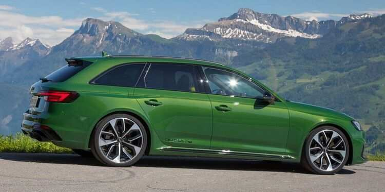 41 The 2019 Audi Rs4 Engine