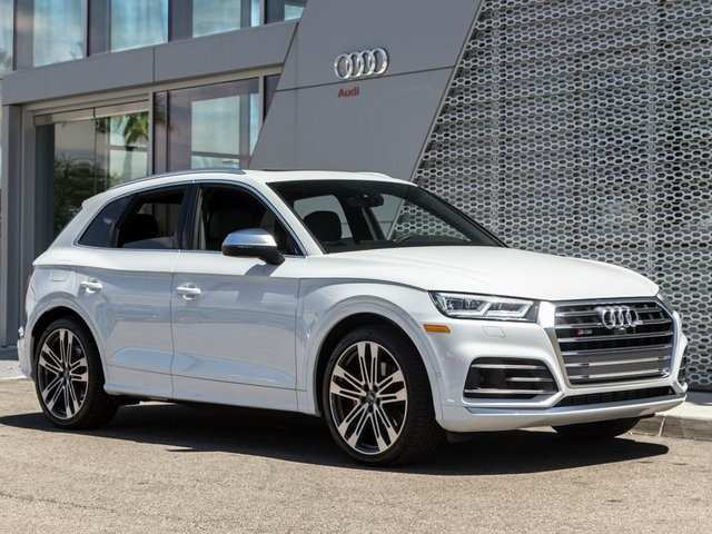 41 The 2019 Audi Sq5 Ratings