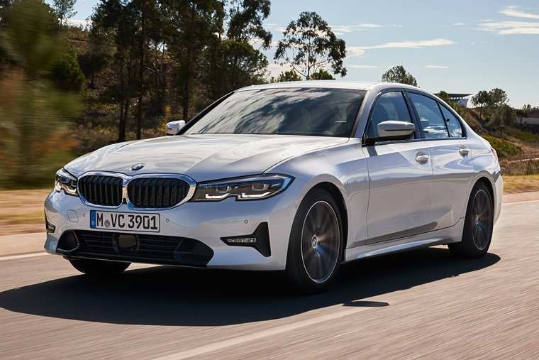41 The 2019 BMW 3 Series Edrive Phev Ratings
