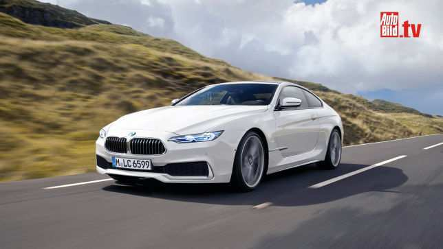 41 The 2019 BMW 6 Overview