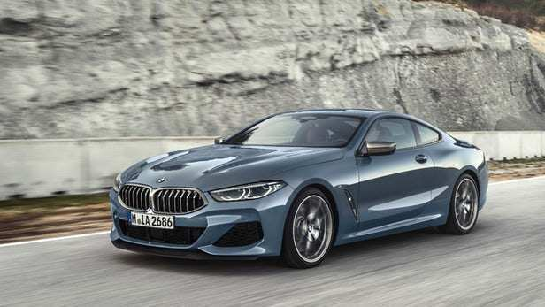 41 The 2019 BMW M8 Concept