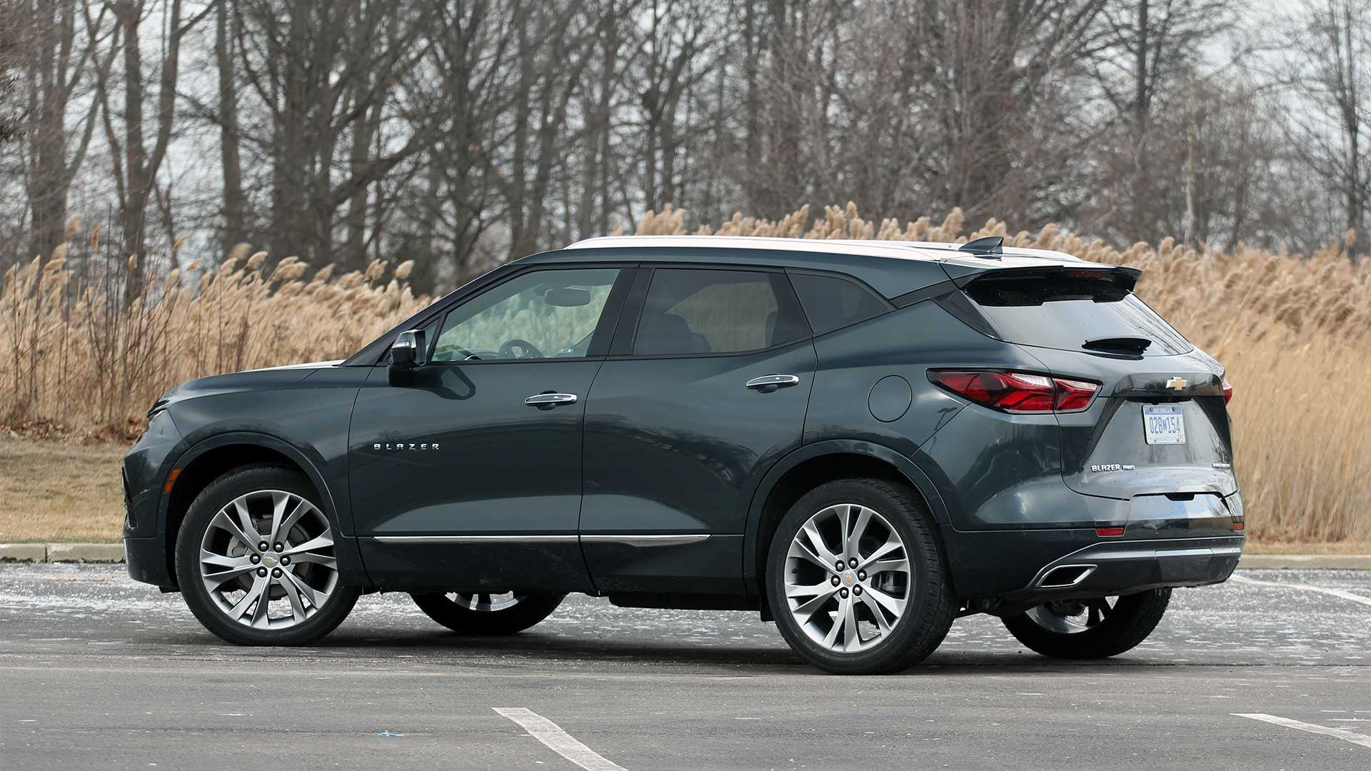 41 The 2019 Chevy Blazer Picture