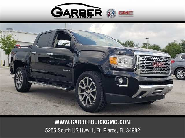 41 The 2019 GMC Canyon Denali Price And Release Date