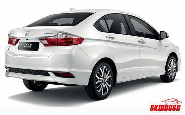 41 The 2019 Honda City Performance And New Engine