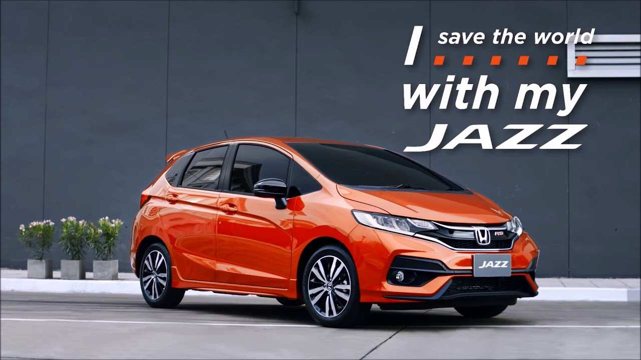 41 The 2019 Honda Jazz First Drive