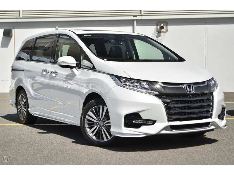 41 The 2019 Honda Wagon Overview