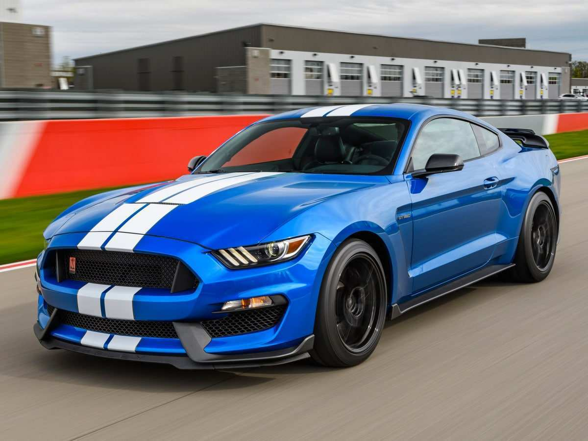41 The 2019 Mustang Shelby Gt350 History