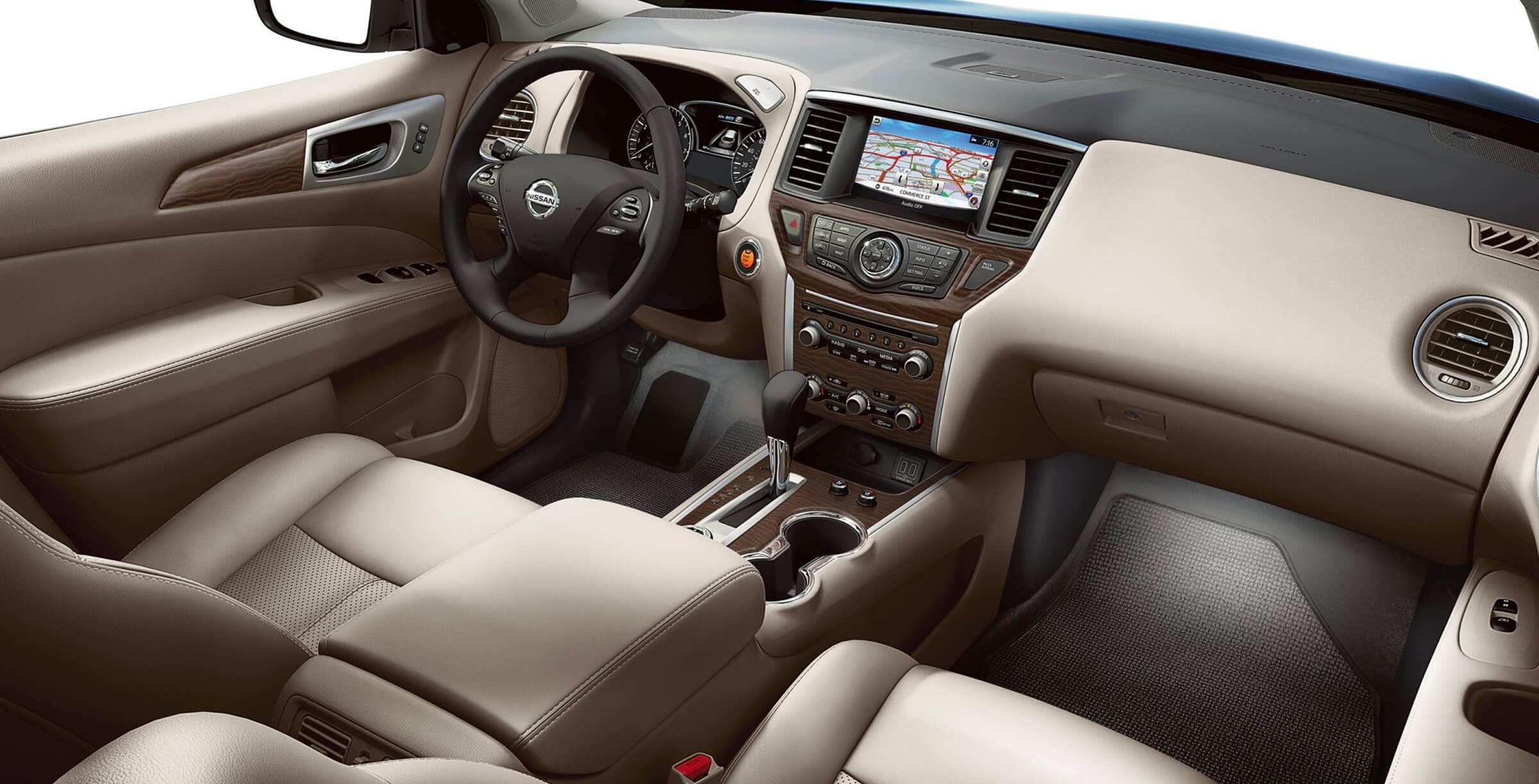 41 The 2019 Nissan Pathfinder Hybrid Review And Release Date