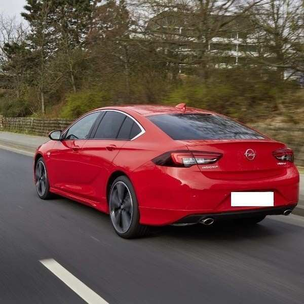 41 The 2019 Opel Insignia Price And Review