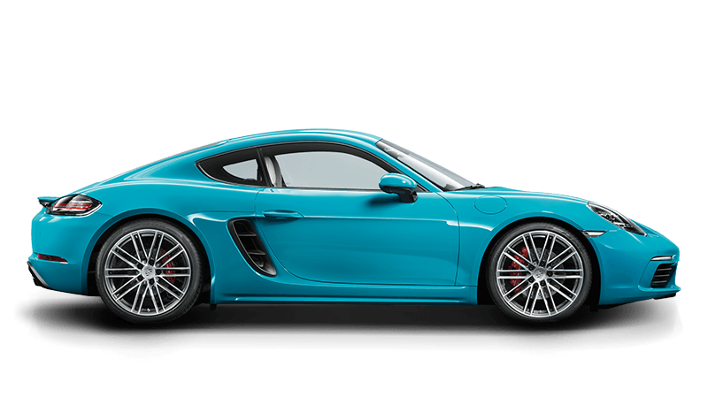 41 The 2019 Porsche Cayman Images