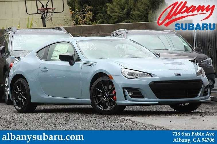 41 The 2019 Subaru BRZ Redesign And Review