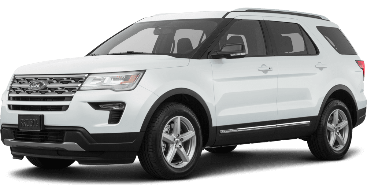41 The 2019 The Ford Explorer Performance