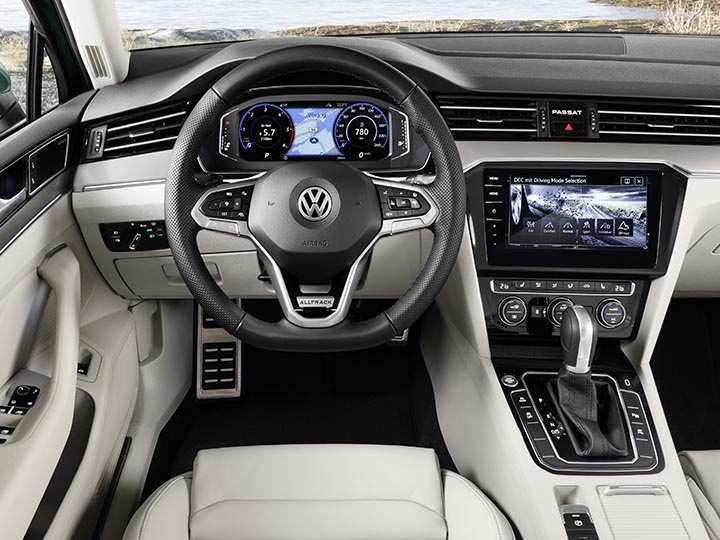 41 The 2019 Vw Passat Performance