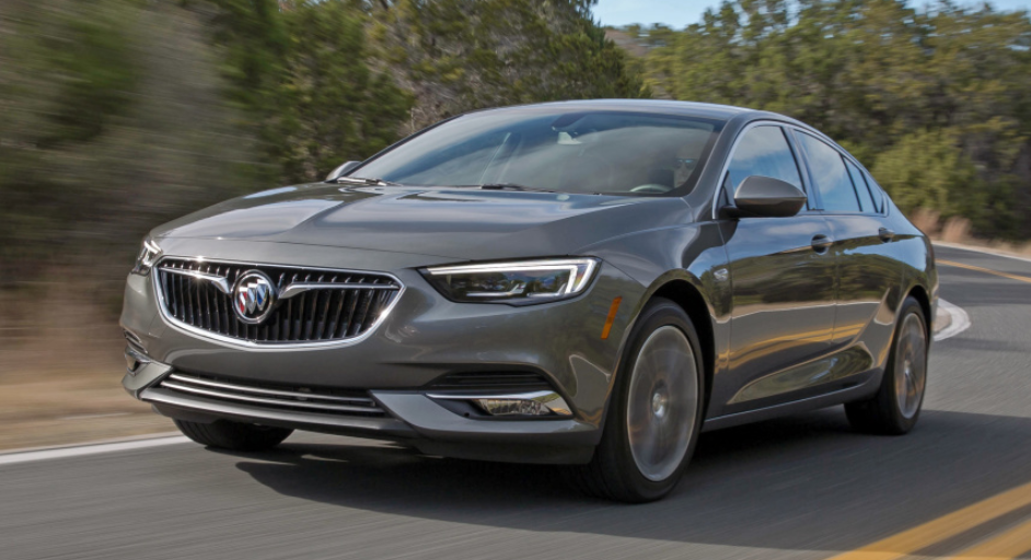 41 The 2020 Buick Regal Configurations