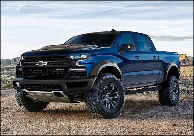 41 The 2020 Chevy Silverado Redesign