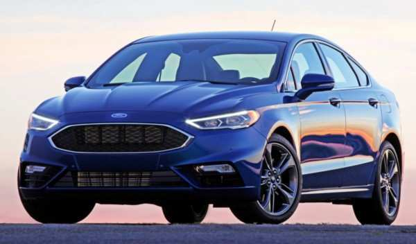 41 The 2020 Ford Fusion Style