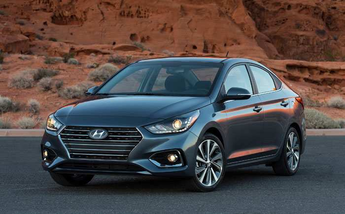 41 The 2020 Hyundai Accent Photos