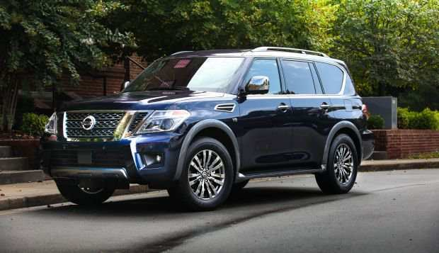 41 The 2020 Nissan Armada Price Design and Review