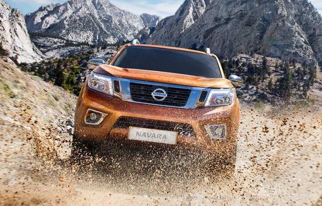 41 The 2020 Nissan Navara Speed Test