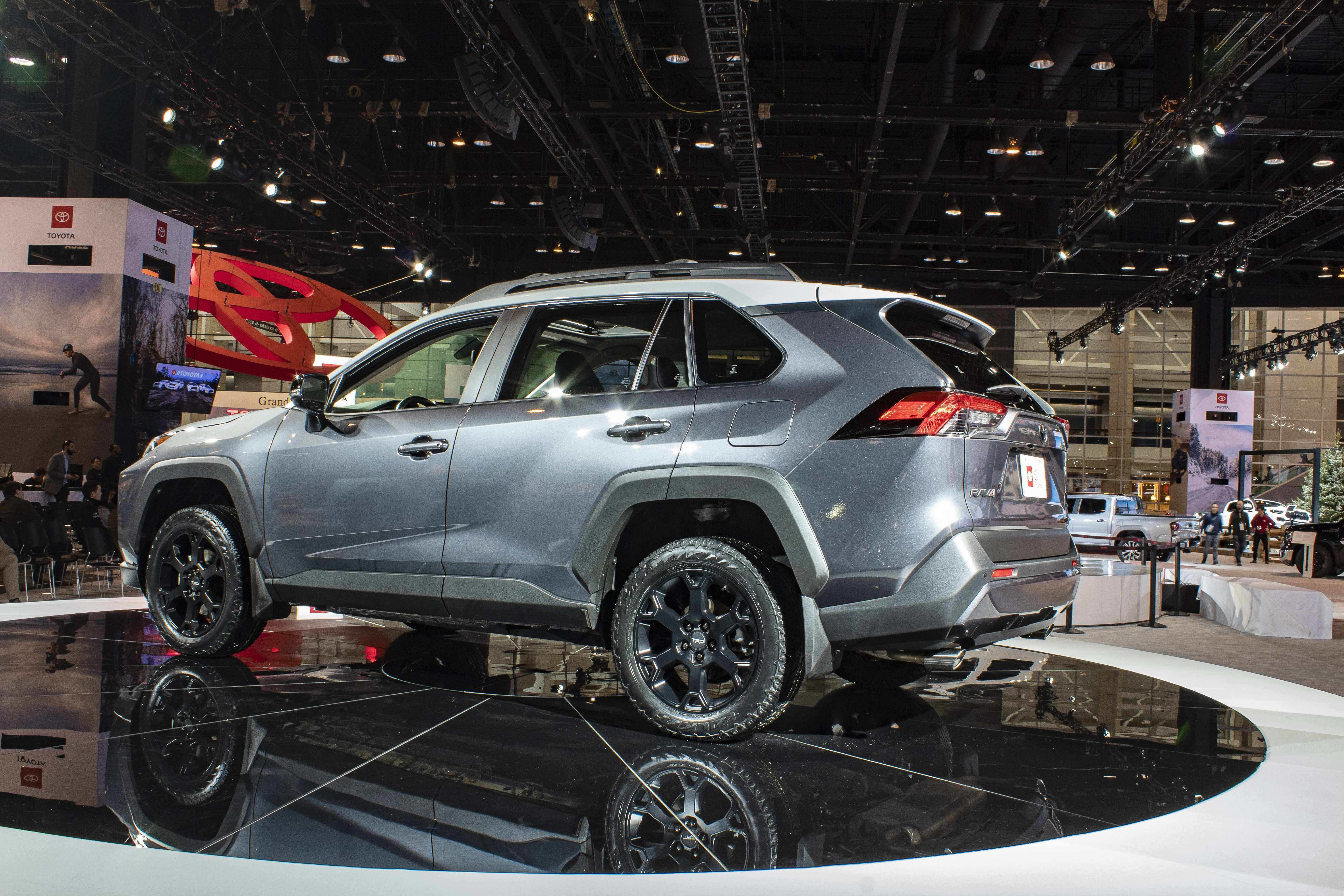 41 The 2020 Toyota RAV4 Redesign And Review