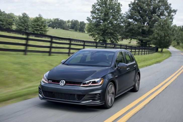41 The 2020 VW Golf R USA Rumors